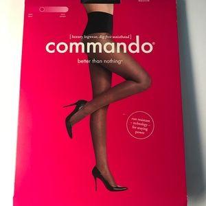 commando luxury tights Size M